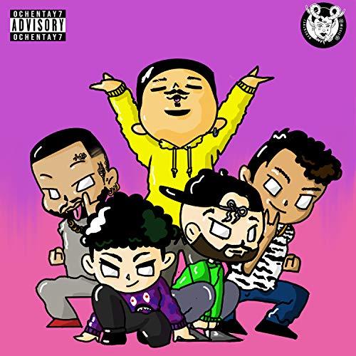 87COLLABx01 (feat. Saak, Beatboy, Papatinho) [Explicit]