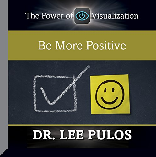 Be More Positive audiobook cover art