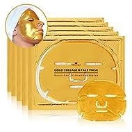 Revitale 24K Gold Face Mask - Enriched with Collagen (5 Pack)