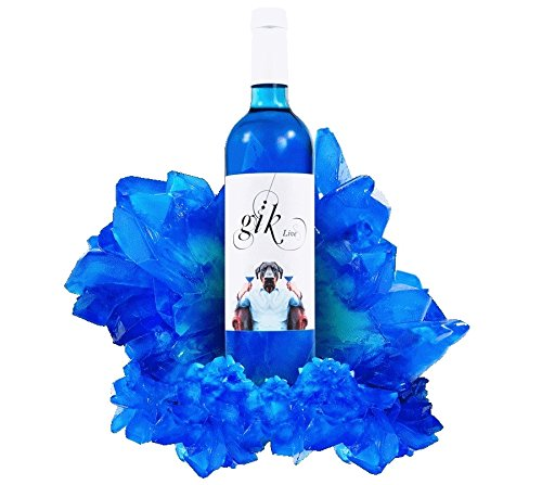 Vino azul (pack 6 botellas).