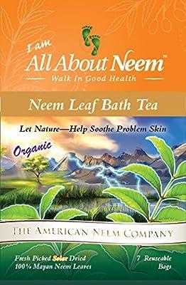 Neem Leaf Bath Tub