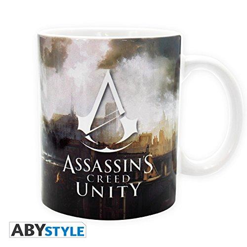 ABYstyle - Mug Assassin'S Creed - Mug AC5 Unity Concept Art 320ml - 3700789208853