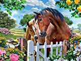 Harmony - at The Gardens Gate 2 Jigsaw Puzzle, 550 Pieces
