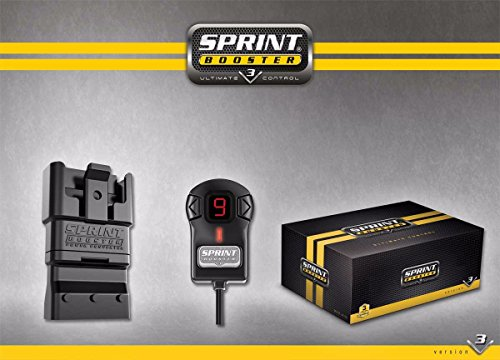 MINI Cooper Sprint Booster V3 Power Converter for all MINIs - Hardtop Hatchback Convertible Clubman Coupe Roadster Countryman Paceman