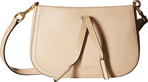 Marc Jacobs Maverick - Borse a tracolla Donna, Beige (Antique Beige), 4x14x24 cm (W x H L)