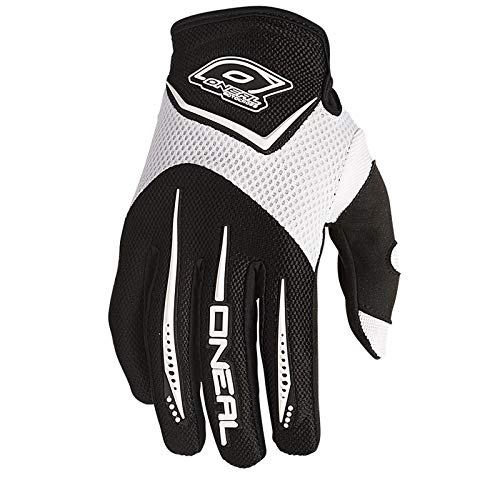 O'Neal Unisex Handschuhe Element, Weiß, Medium, 0399-2