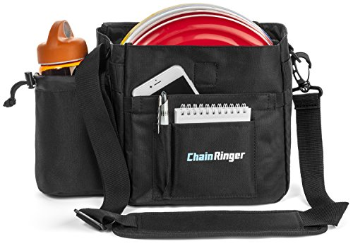 ChainRinger Gear Starter Bag for 12 Discs and 2 Putters