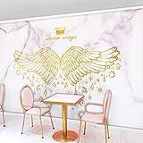 WHYBH Papier Peint Mural 3D Pour Chambre D'Enfant Autocollant (L) 450X (H) 300Cm...