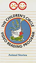 The Children's Circle Video Reading Program: ANIMAL STORIES [ PETUNIA / WHY MOSQUITOES BUZZ IN PEOPLE'S EARS / ANDY AND THE LION ]