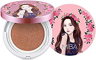 [MiBa] Ion Calcium Foundation Double Cushion SPF50+ PA++++ #23 Natural Skin 24g