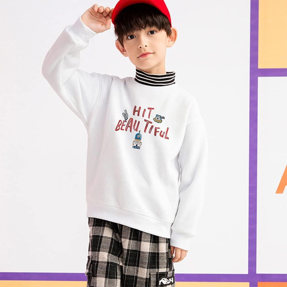 Boys' Crewneck Sweaters
