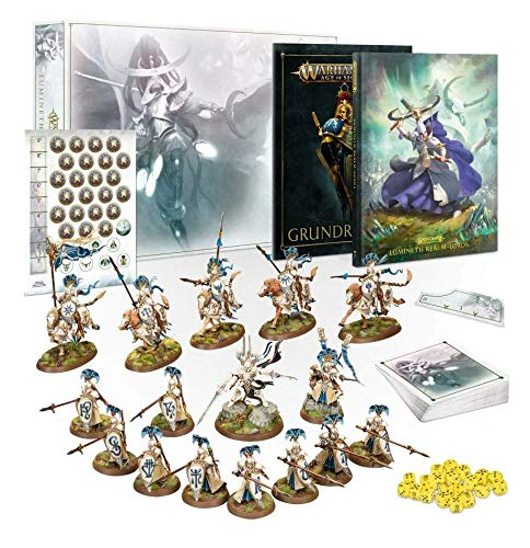 Warhammer Lumineth Realm-Lords – Armeeset DE