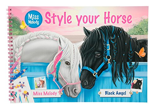 Depesche - Malbuch Style your Horse
