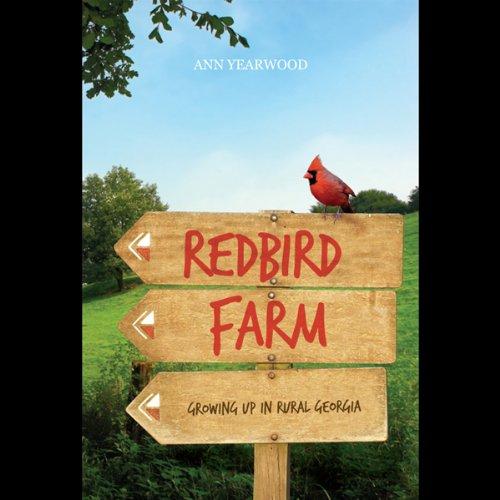 Redbird Farm audiobook cover art