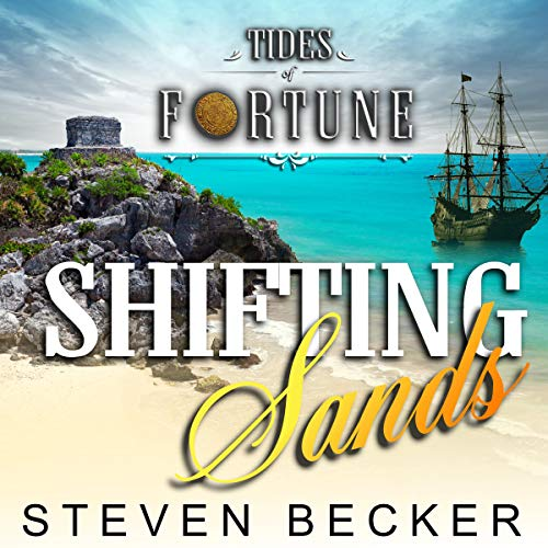 Shifting Sands audiobook cover art