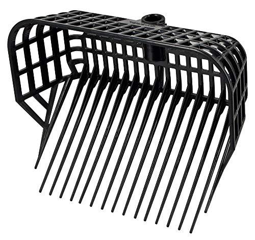 Kerbl 326056 Maxi - Tenedor de Pelo, Color Negro