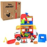 Disney Junior Mickey Mouse Outdoor and Explore Camper - Amazon Exclusive