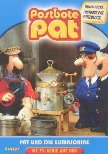 Postbote Pat - Eismaschine (1)