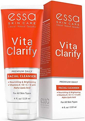 Vita Clarify Organic Vitamin C Face Wash by Essa - Natural Beauty &...
