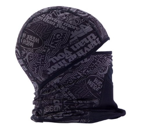 Ride Snowboards MULTI-TASKER Balaclava/Facemask black