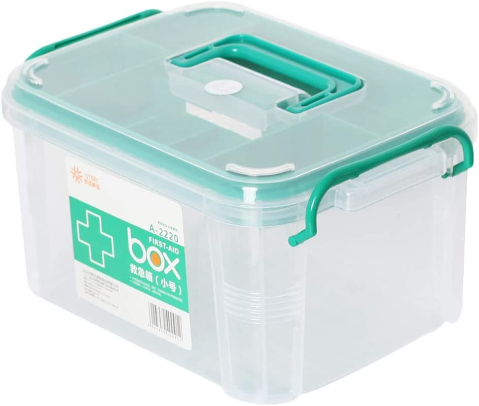 HXF- High order Pill Box Wholesale PP Medicine Household Wea Storage