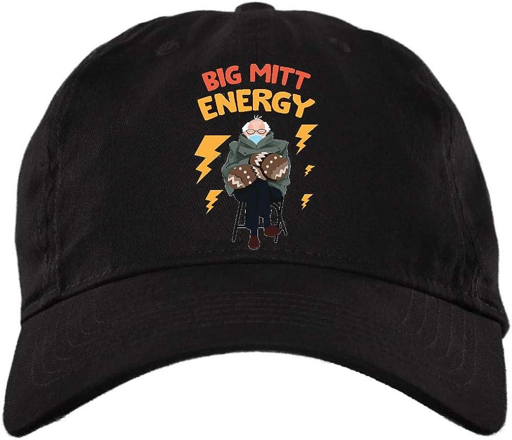 Osborna Arrt Bernie Mittens Big Mitt Energy Hat,Dad Cap