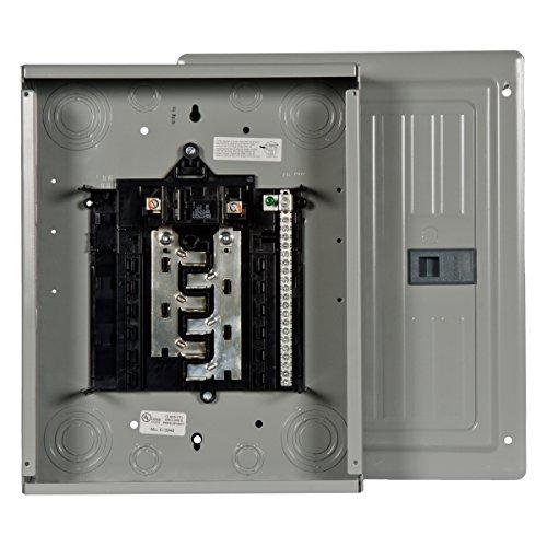 SIEMENS S1224B1100 Main Breaker, Indoor Load Center, 100 Amp