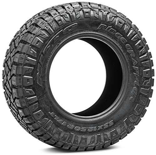 Nitto RIDGE GRAPPLER All- Terrain Radial Tire-265/75R16 116T