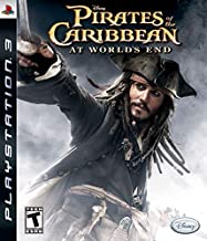 pirates of caribbean at world's end ps3