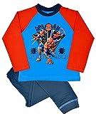 Jungen Super Hero Spider-Man Schlafanzug   Offizie