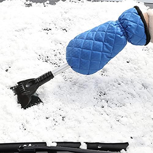 Eiskratzer-Handschuh für die...