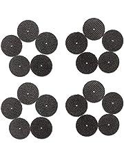 Nihlsen Herramientas rotativas Disco de Corte de 32 mm para amoladoras Disco de Rueda de Corte Reforzado con Fibra de Vidrio Muela de Corte en rodajas de Doble Malla