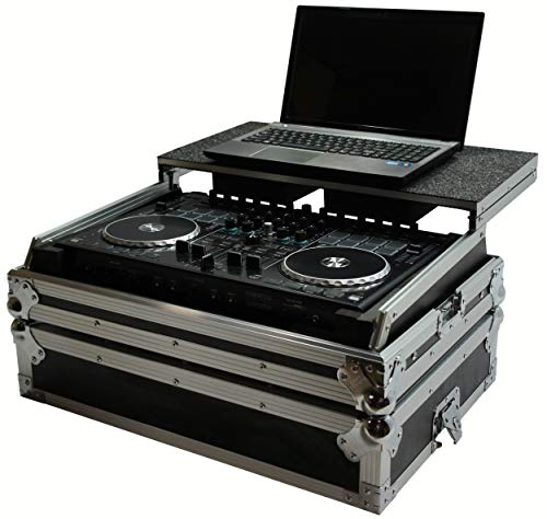 Harmony HCRTMIX8LT Flight Glide Laptop Stand Custom Case Compatible with Reloop Terminal Mix 8