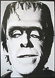 The Munsters Filmposter Herman Munster