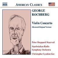 Violin Concerto by ROCHBERG (2004-04-20)