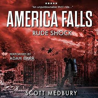 Page de couverture de Rude Shock