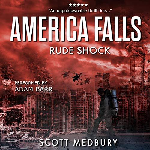 Rude Shock audiobook cover art