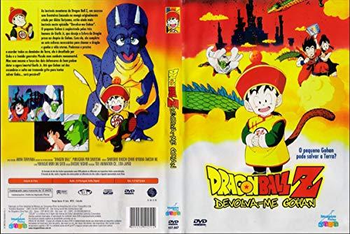 Dragon Ball Z – Devolva-me Gohan [DVD]