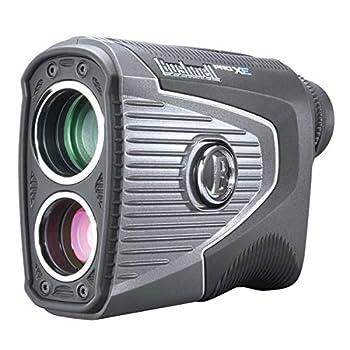 Bushnell Pro XE Golf Laser Rangefinder Black/Silver Large