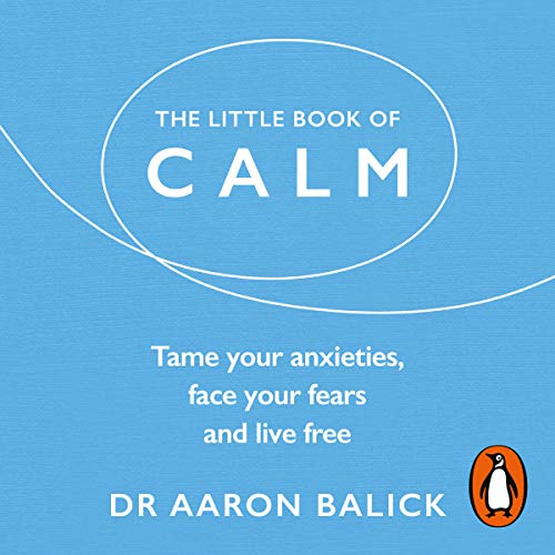 The Little Book of Calm audiobook cover art