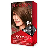 REVLON ColorSilk Beautiful Color 41 Medium Brown 1 ea Pack of, 5 Count, (Pack of 5)