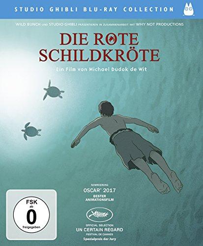Die rote Schildkröte - Studio Ghibli Blu-ray Collection