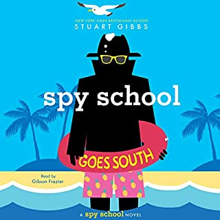 Spy School Goes South cover art