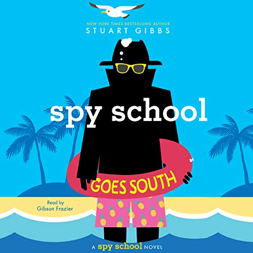 『Spy School Goes South』のカバーアート