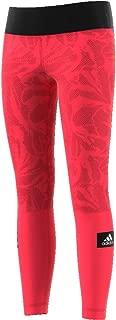 Adidas Kırmızı Çocuk Günlük Tayt DV2785