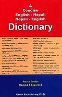Concise English-Nepali & Nepali-English Dictionary with Transliteration