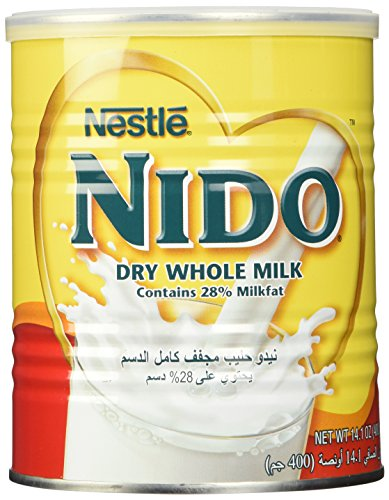 Nestle Nido Instant Milk Powder (Europe) 400g