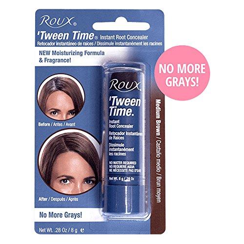 Roux Tween-Time Crayon Medium Brown (Case of 6) -  3719-006-6