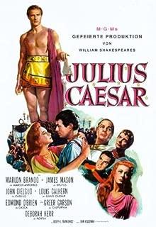 Movie Posters Julius Caesar - 11 x 17
