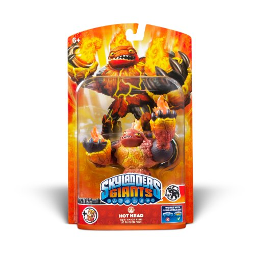Skylanders Giants Individual Character Pack - Hot Head by Activision